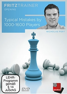Obrázek z Typical Mistakes by 1000-1600 Players (DVD)