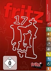 Obrázek z Fritz 17 DVD