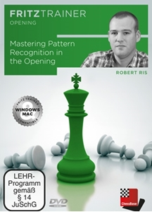Obrázek z Mastering Pattern Recognition in the Opening (DVD)