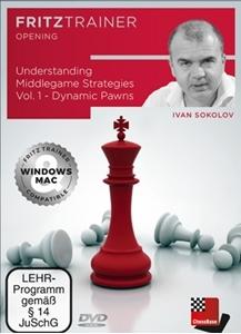 Obrázek z Understanding Middlegame strategies Vol. 1 - Dynamic Pawns (DVD)