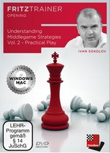 Obrázek z Understanding Middlegame strategies Vol. 2 - Practical Play (DVD)