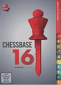 Obrázek z ChessBase 16 - Starter Package Edition 2021 - ke stažení