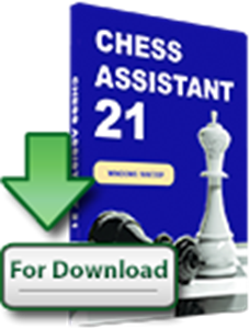 Obrázek z Upgrade Chess Assistant z 20 na 21 (download)
