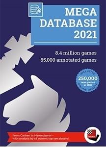Obrázek z Mega Database 2021 upgrade z Mega 2020 (DVD)