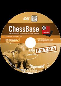 Obrázek z ChessBase Magazine Extra 193 DVD
