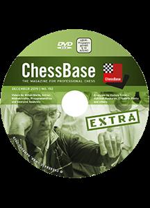 Obrázek z ChessBase Magazine Extra 192 DVD