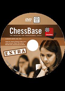 Obrázek z ChessBase Magazine Extra 190 DVD