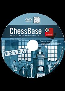Obrázek z ChessBase Magazine Extra 188 DVD