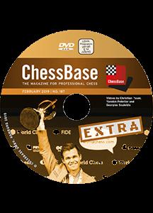 Obrázek z ChessBase Magazine Extra 187 DVD