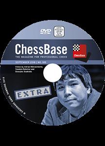 Obrázek z ChessBase Magazine Extra 185 DVD