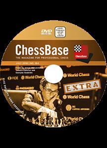 Obrázek z ChessBase Magazine Extra 184 DVD