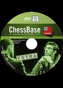 Obrázek z ChessBase Magazine Extra 183 DVD