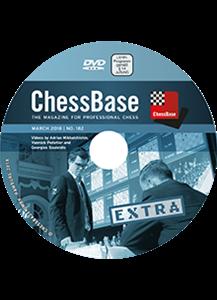 Obrázek z ChessBase Magazine Extra 182 DVD
