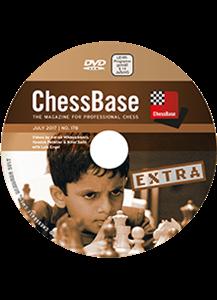 Obrázek z ChessBase Magazine Extra 178 DVD