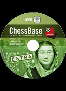 Obrázek z ChessBase Magazine Extra 177 DVD