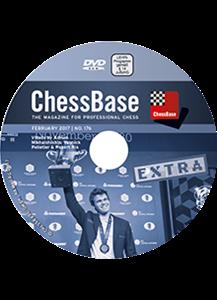 Obrázek z ChessBase Magazine Extra 176 DVD