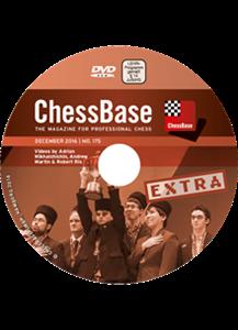 Obrázek z ChessBase Magazine Extra 175 DVD