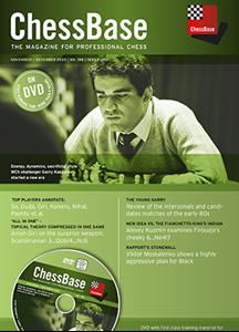 Obrázek z ChessBase Magazine 198 DVD