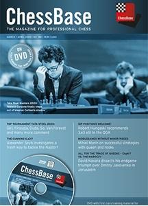 Obrázek z ChessBase Magazine 194 DVD