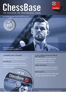 Obrázek z ChessBase Magazine 191 DVD
