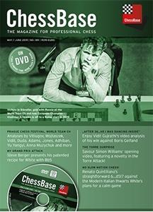 Obrázek z ChessBase Magazine 189 DVD