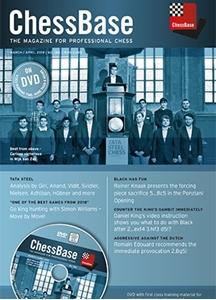 Obrázek z ChessBase Magazine 188 DVD