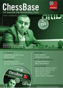 Obrázek z ChessBase Magazine 186 DVD