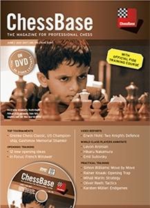 Obrázek z ChessBase Magazine 178 DVD