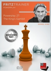 Obrázek z Power Play 27 and 28 - The King's Gambit and Tactic Toolbox (DVD)
