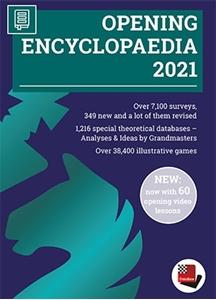 Obrázek z Opening Encyclopaedia 2021 na DVD