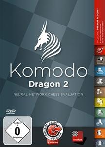 Obrázek z Komodo Dragon 2 - ke stažení