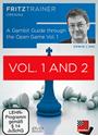 Obrázek pro výrobce A Gambit Guide through the Open Game Vol.1 and 2 (DVD)