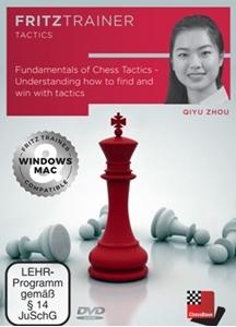 Obrázek z Fundamentals of Chess Tactics (DVD)