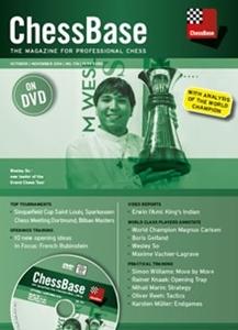 Obrázek z ChessBase Magazine 174 DVD
