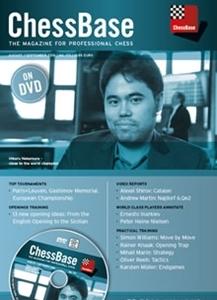 Obrázek z  ChessBase Magazine 173 DVD