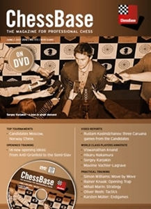 Obrázek z ChessBase Magazine 172 DVD