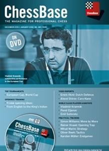Obrázek z ChessBase Magazine 169 DVD