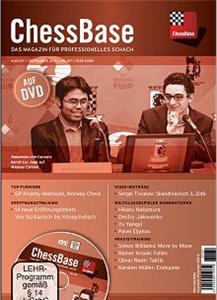 Obrázek z ChessBase Magazine 167 DVD
