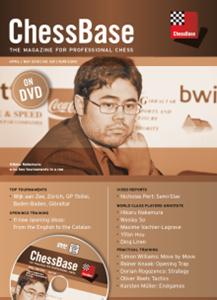 Obrázek z ChessBase Magazine 165 DVD