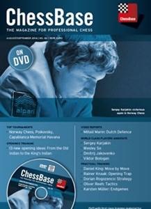 Obrázek z ChessBase Magazine 161 DVD