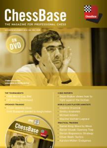 Obrázek z ChessBase Magazine 156 DVD