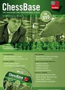 Obrázek z ChessBase Magazine 151 DVD