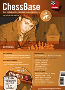 Obrázek z ChessBase Magazine 148 DVD