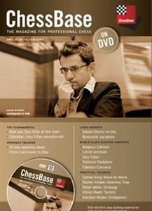 Obrázek z ChessBase Magazine 147 DVD