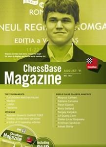 Obrázek z ChessBase Magazine 143 DVD