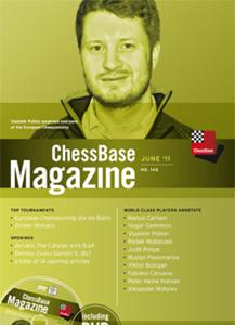Obrázek z ChessBase Magazine 142 DVD