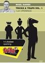 Obrázek pro výrobce Tricks & Traps Vol. 1 - 1.e4 Openings - DVD