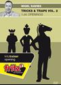 Obrázek pro výrobce Tricks & Traps Vol. 2 - 1.d4 Openings - DVD