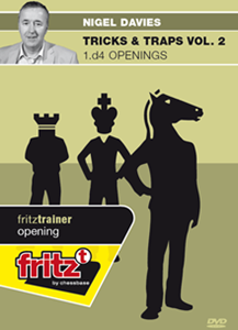 Obrázek z Tricks & Traps Vol. 2 - 1.d4 Openings - Download
