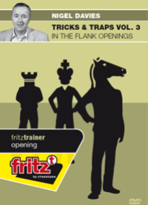 Obrázek z Tricks & Traps Vol. 3 - In the Flank Openings - DVD
